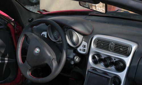 Obszycie kierownicy Alfa Romeo GTV Cabrio
