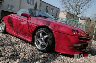 Tapicerka samochodowa Alfa Romeo Gtv-cabrio - 13