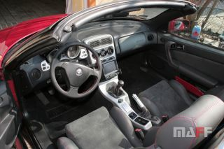 Tapicerka samochodowa Alfa Romeo Gtv-cabrio - 6