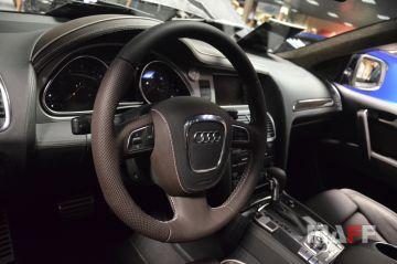 Obszycie kierownicy Audi Q7-transformers - 3