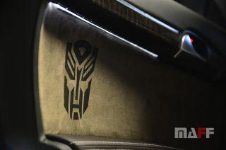 Panele drzwiowe Audi Q7-transformers - 1