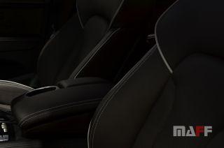 Tapicerka samochodowa Audi Q7-transformers - 1