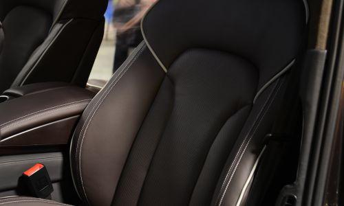 Tapicerka samochodowa Audi Q7 Transformers