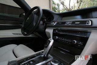 Obszycie kierownicy BMW Alpina-f02 - 1