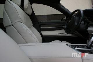 Obszycie kierownicy BMW Alpina-f02 - 2
