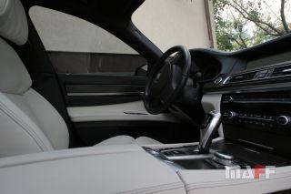 Obszycie kierownicy BMW Alpina-f02 - 3