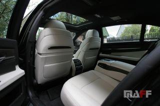 Tapicerka samochodowa BMW Alpina-f02 - 2