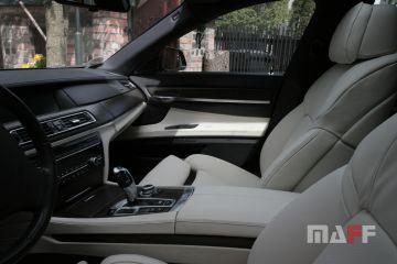 Tapicerka samochodowa BMW Alpina-f02 - 13