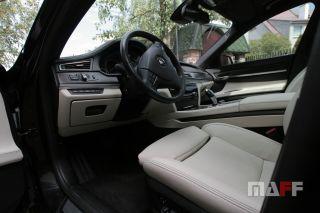 Tapicerka samochodowa BMW Alpina-f02 - 14