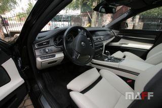Tapicerka samochodowa BMW Alpina-f02 - 4