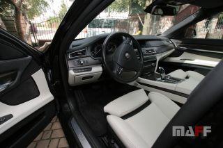 Tapicerka samochodowa BMW Alpina-f02 - 5