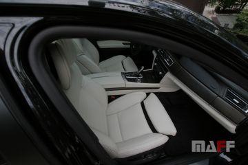 Tapicerka samochodowa BMW Alpina-f02 - 1