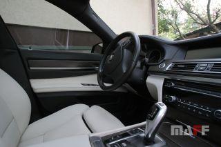 Tapicerka samochodowa BMW Alpina-f02 - 9