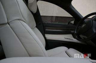 Tapicerka samochodowa BMW Alpina-f02 - 10