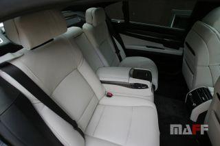 Tapicerka samochodowa BMW Alpina-f02 - 7