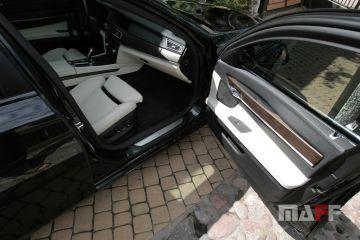 Tapicerka samochodowa BMW Alpina-f02 - 16