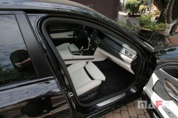 Tapicerka samochodowa BMW Alpina-f02 - 17