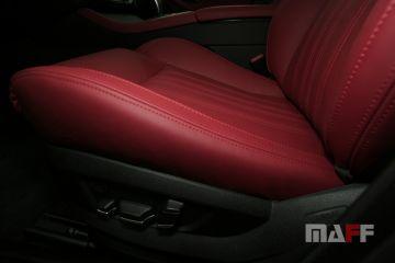 Tapicerka samochodowa BMW M5-f10 - 14