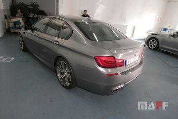 Tapicerka samochodowa BMW M5-f10 - 3