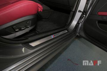 Tapicerka samochodowa BMW M5-f10 - 4