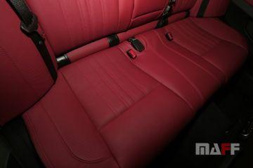 Tapicerka samochodowa BMW M5-f10 - 5