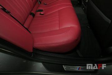 Tapicerka samochodowa BMW M5-f10 - 6