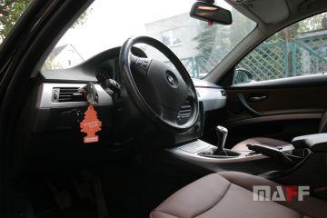 Obszycie kierownicy BMW Seria-3-e90 - 1