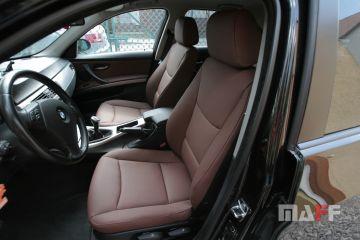 Obszycie kierownicy BMW Seria-3-e90 - 2
