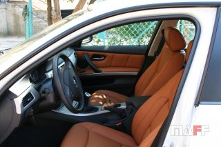 Tapicerka samochodowa BMW Seria-3-e91 - 11