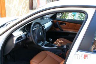 Tapicerka samochodowa BMW Seria-3-e91 - 12