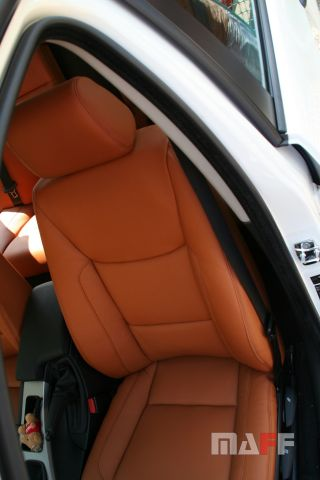 Tapicerka samochodowa BMW Seria-3-e91 - 13