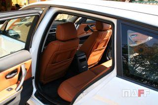 Tapicerka samochodowa BMW Seria-3-e91 - 20