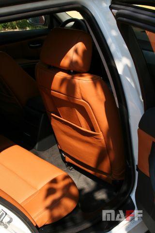Tapicerka samochodowa BMW Seria-3-e91 - 2