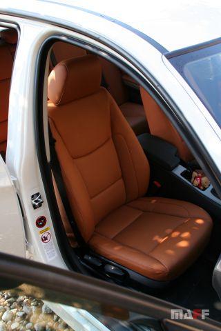 Tapicerka samochodowa BMW Seria-3-e91 - 4