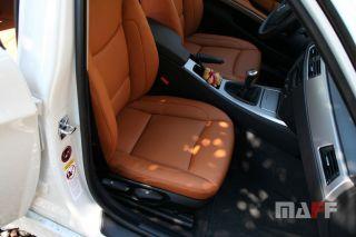 Tapicerka samochodowa BMW Seria-3-e91 - 5