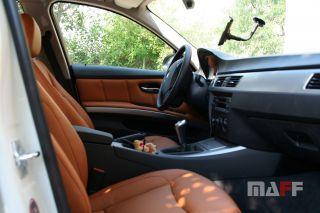 Tapicerka samochodowa BMW Seria-3-e91 - 6