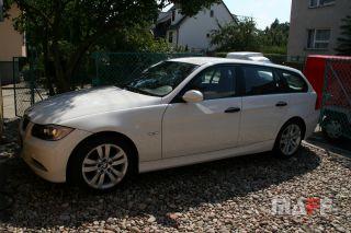 Tapicerka samochodowa BMW Seria-3-e91 - 8