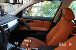 Tapicerka samochodowa BMW Seria-3-e91 - 9