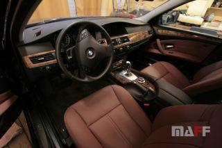 Tapicerka samochodowa BMW Seria-5-e60 - 14