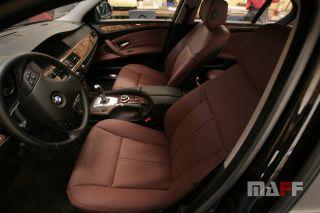 Tapicerka samochodowa BMW Seria-5-e60 - 15