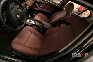 Tapicerka samochodowa BMW Seria-5-e60 - 16