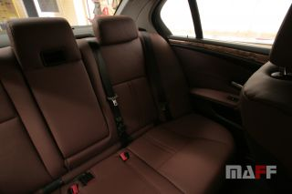 Tapicerka samochodowa BMW Seria-5-e60 - 17