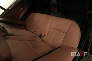 Tapicerka samochodowa BMW Seria-5-e60 - 1