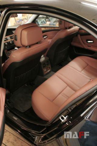 Tapicerka samochodowa BMW Seria-5-e60 - 4
