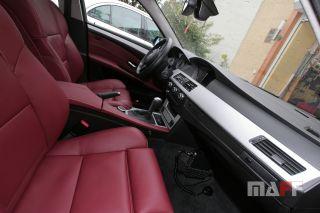Tapicerka samochodowa BMW Seria-5-e60 - 12
