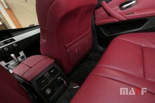 Tapicerka samochodowa BMW Seria-5-e60 - 19