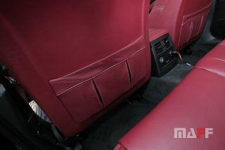 Tapicerka samochodowa BMW Seria-5-e60 - 20