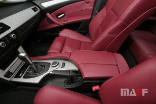 Tapicerka samochodowa BMW Seria-5-e60 - 5