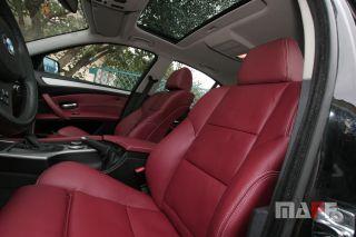Tapicerka samochodowa BMW Seria-5-e60 - 9
