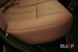 Tapicerka samochodowa BMW Seria-5-e60 - 8